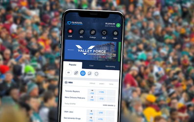 Pennsylvania sports betting online website to bet on sports