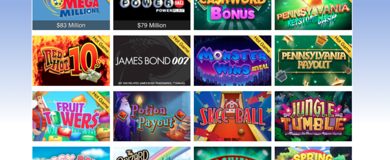 PA Online Lottery Bonus Code and Review