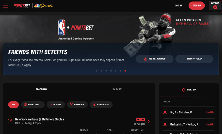PointsBet PA Sportsbook Promo Code and Review